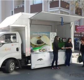 Gemlik Zeytini Coğrafi İşareti Road Show