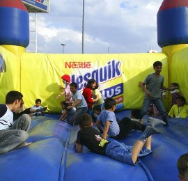 Nestle Outdoor Aktivite
