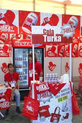 Cola Turka Outdoor Aktivite